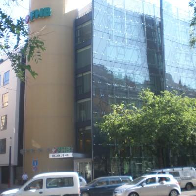 Üllői 48 Irodaház Budapest
